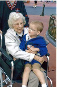 Nannie and Frack