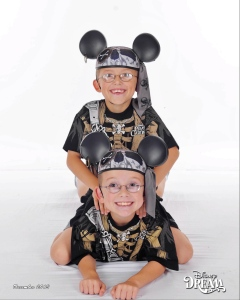 The cutest pirates on the planet